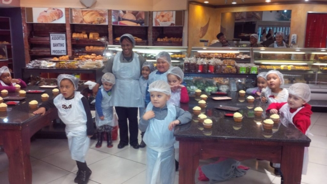 Outing to Edgemead SPAR